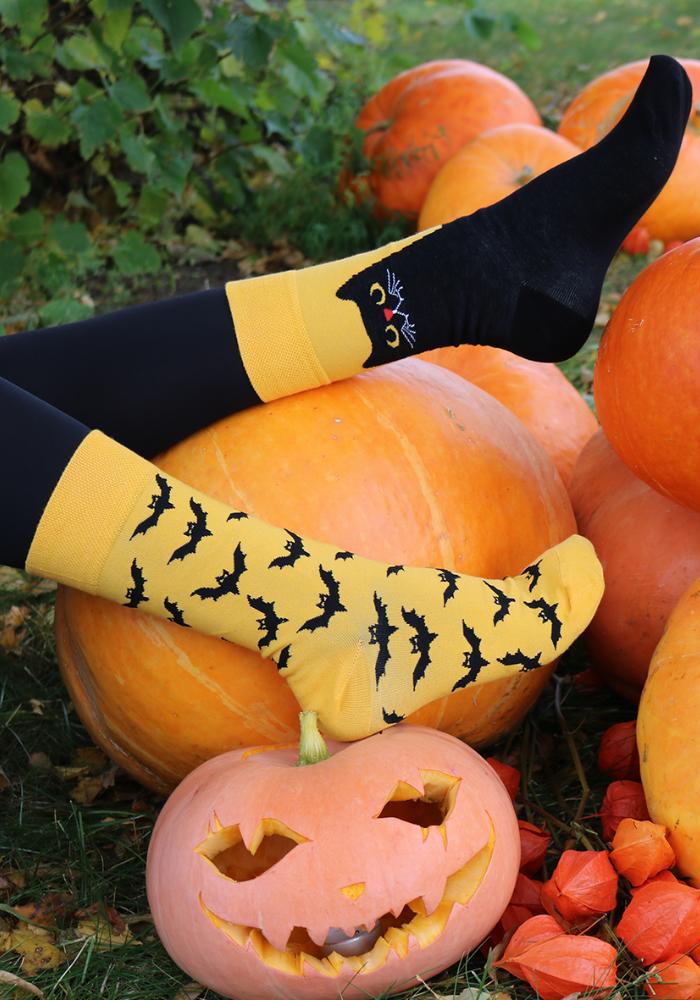 Sokisahtel Halloweeni sokid