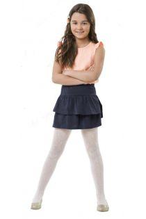 LISSI valged 30DEN tüdrukute sukkpüksid | Sokisahtel
