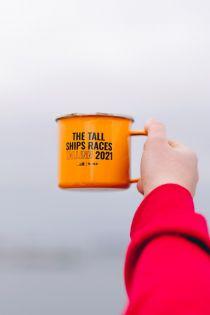 THE TALL SHIPS RACES 2021 kollane kruus | Sokisahtel