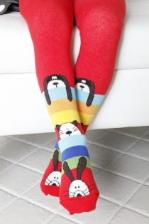 CAT cotton tights for children   Sokisahtel