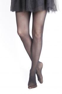 ECOCARE mustad 3D 40DEN recycled naiste sukkpüksid | Sokisahtel