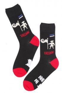TALLINN cotton socks for women | Sokisahtel