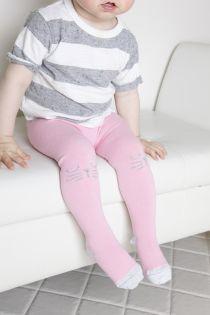 CATLADY roosad puuvillased sukkpüksid beebidele | Sokisahtel