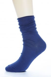 Pierre Mantoux BASIC blue socks   Sokisahtel