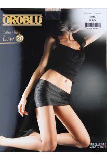 Oroblu LOW 20DEN mustad sukkpüksid | Sokisahtel