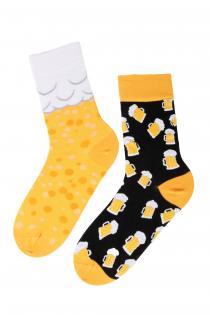BEER cotton socks for beer lovers | Sokisahtel