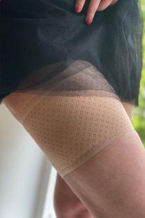 BREATH beige anti-chafing thigh bands | Sokisahtel