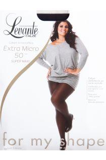 EXTRA 50 DEN black tights for women | Sokisahtel