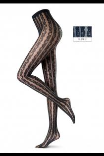 Oroblu FLOUNCE 20DEN sinised sukkpüksid | Sokisahtel