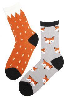 FOX cotton socks | Sokisahtel