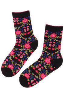 HILLE cotton socks | Sokisahtel