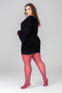 QUEEN PLUS 50DEN tumepunased sukkpüksid | Sokisahtel