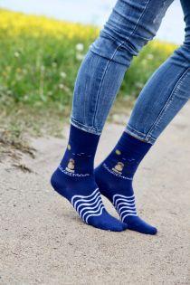 Cotton women's socks TUULIK (Windmill) | Sokisahtel