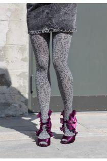 ALBA grey 60DEN tights for women | Sokisahtel