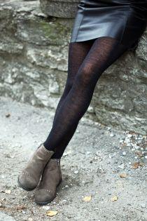 MILANA mustad meriinovillased sukkpüksid | Sokisahtel