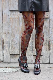 SARA säravad lurex niidiga sukkpüksid | Sokisahtel