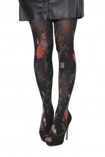 JOELLE black 60DEN women's tights | Sokisahtel