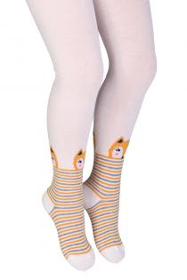 LADYFOX valged sukkpüksid lastele | Sokisahtel