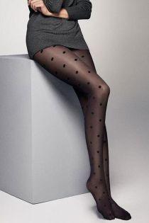 LOLA 20 DEN dotted tights | Sokisahtel