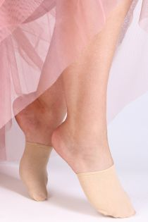 MALIBU half toe socks for women | Sokisahtel