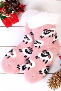 NIILO cute anti-slip home socks for kids | Sokisahtel