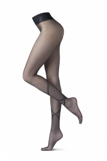Oroblu GRAPHIC RIBBON 20DEN sukkpüksid | Sokisahtel