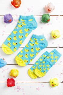 PARDIRALLI family gift box containing 3 pairs of low cut socks | Sokisahtel