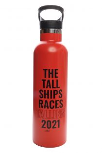 THE TALL SHIPS RACES 2021 punane joogipudel | Sokisahtel