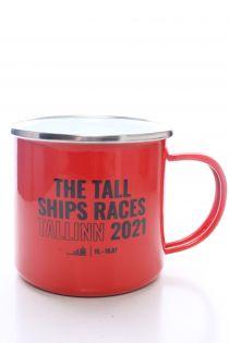THE TALL SHIPS RACES 2021 punane kruus | Sokisahtel