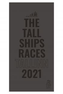 THE TALL SHIPS RACES 2021 hall mikrofiibrist rätik | Sokisahtel