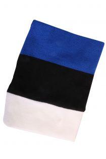 Tube scarf in the colours of the Estonian flag | Sokisahtel