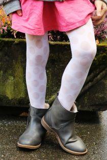 SABINA valged sukkpüksid lastele | Sokisahtel