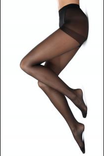 Naiste nanofiibrist PUSH UP mustad sukkpüksid SENSATION | Sokisahtel