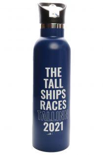 THE TALL SHIPS RACES 2021 sinine joogipudel   Sokisahtel
