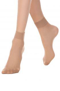 SMART TIGHTS beige 30 DEN quickly biodegrading socks   Sokisahtel