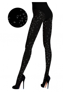 MACULATO mustad mustriga sukkpüksid | Sokisahtel