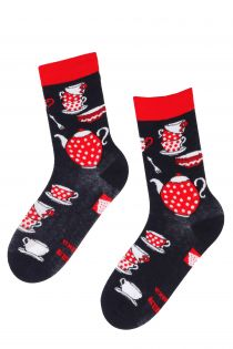 "VALJA ""BEST GRANDMA"" Mother's Day cotton socks | Sokisahtel"