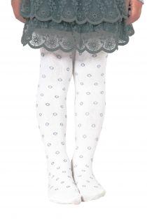 TANYTA valged mummulised sukkpüksid lastele | Sokisahtel