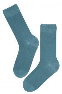 TAUNO men's blue-green socks | Sokisahtel