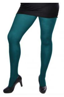 PLUS 60DEN tumedad türkiissinised naiste mikrofiibrist sukkpüksid | Sokisahtel
