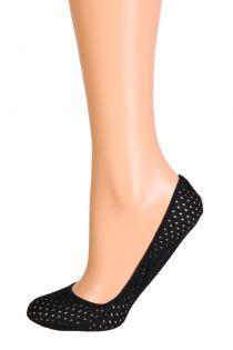 TRAFORATO musta värvi õhulised stepsid | Sokisahtel
