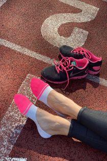 VIKI roosa-halli kirjud stepsid naistele | Sokisahtel