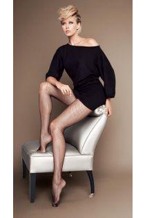 RETE mustad võrksukkpüksid naistele | Sokisahtel