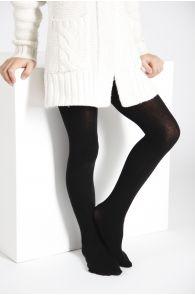 CALDO puuvillased musta värvi laste sukkpüksid | Sokisahtel
