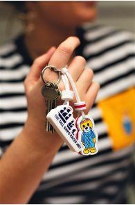 Брелок для ключей THE TALL SHIPS RACES 2021 | Sokisahtel