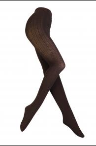 NOIR mustriga sukkpüksid | Sokisahtel