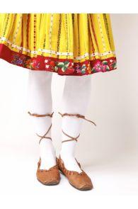 KAISA valged puuvillased sukkpüksid | Sokisahtel