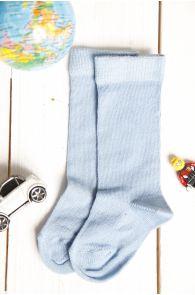Гольфы для новорожденных GIGI синего цвета | Sokisahtel