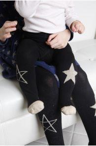 STAR mustad beebide sukkpüksid   Sokisahtel