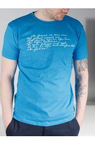 MINU ARM sinine t-särk meestele | Sokisahtel